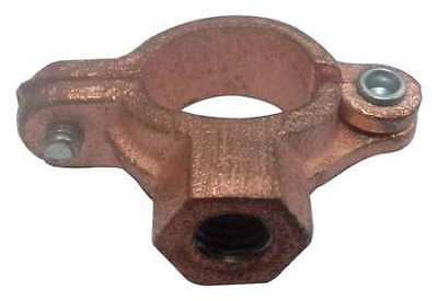 22FP62 Split Ring Hanger, 1/2 In, Malleable Iron