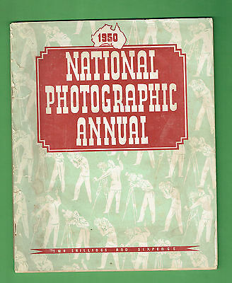 #t67. 1950 Australian National Photographic Annual Magazine