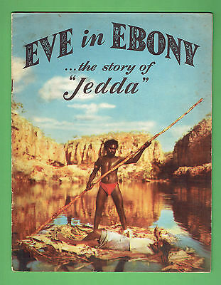 #t67.   Movie Program - Eve In Ebony, The Story Of Jedda