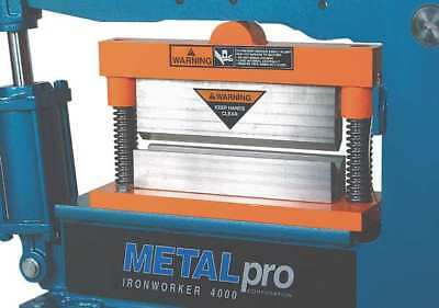 METALPRO MP4510 Metal Brake, 12 In, For 45 Ton Ironworker