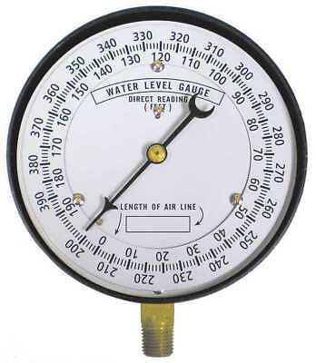 DURO CA566 Well Water Level Gauge, 0 to 390 ft.