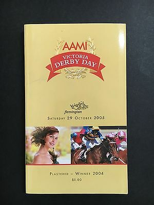 Race Book V.r.c Derby Day Meeting 2005