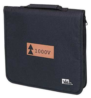 Soft Tool Case,Nylon,13x11-1/2x1 in,9Pkt IDEAL 35-9350