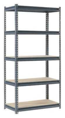 SHG4313 Boltless Shelving, 36x24x72, 5 Shelf