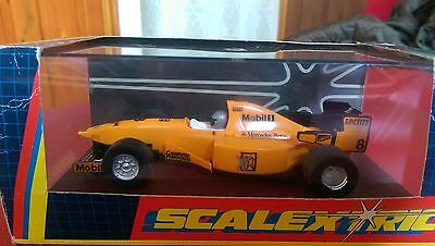 Scalextric McLaren Mercedes F1 Test Car No.8  Special Edition No. 863 of 1000