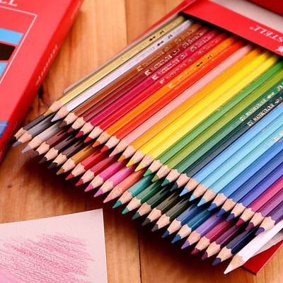 Faber Castell Colouring Pencils Pack Of 48 Multi Set Eco Friendly Free Brush