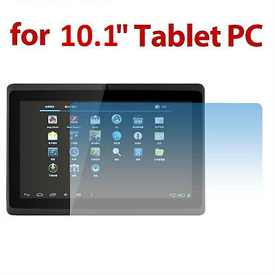 "10.1"" Android Tablet PC HD Clear Clean Anti-fingerprint Screen Protector Cover"