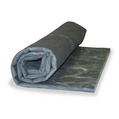 INDUSTRIAL NOISE DL100 Duct Liner , Noise Absorbing, 1 In Thick
