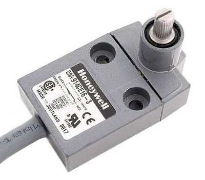 HONEYWELL MICRO SWITCH 914CE16-3 1NC/1NO SPDT Limit Switch Rotary Head IP 66,