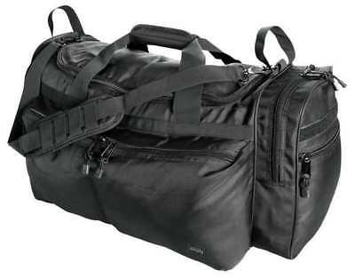 """Uncle Mike'S 21-1/2"""" Field Equipment Gear Bag, Black Side Armor, 53481"""