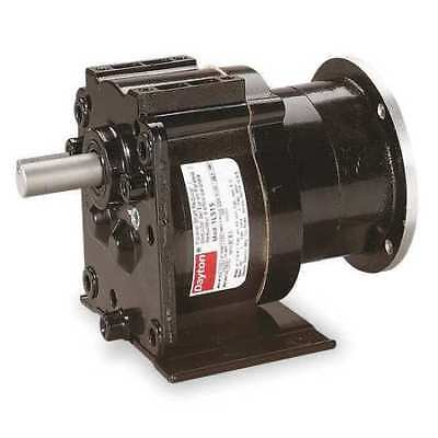 DAYTON 1L515 Speed Reducer,C-Face,42CZ/48,87.8:1