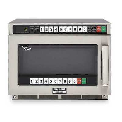 Professional Microwave Oven, Stainless Steel ,Sharp, RCD1200M