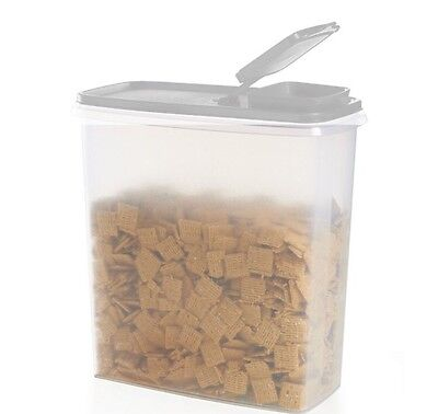 Tupperware Super Cereal Storer With Surprise Seal