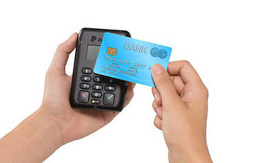 PayPal Here Contactless and Chip & Pin Card Reader