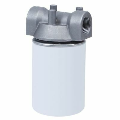 Spin on Cartridge Fuel Filter Housing, Dayton, 40M299