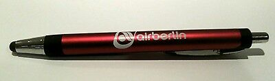 Air Berlin Airline Pen & Stylus NEW
