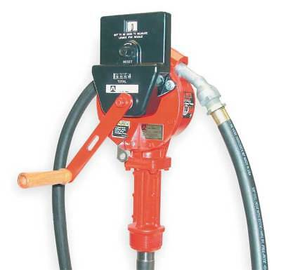 Fill-Rite Fr112ac Hand Drum Pump, Rotary, 3/4In Fnpt