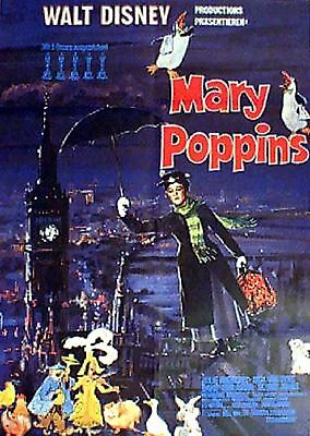 TRAILER:  MARY POPPINS ( USA 64 ) 35mm