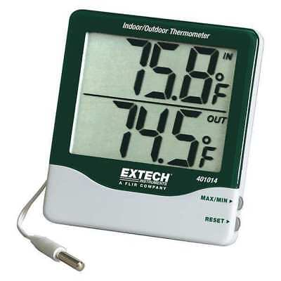 EXTECH 401014 Digital Thermometer, -58 to 158 Degree F