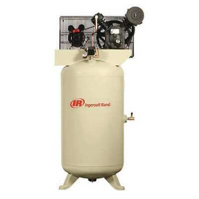 INGERSOLL-RAND 2340N5 Electric Air Compressor, 2 Stage, 5 HP G2623126