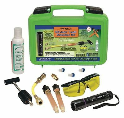 Leak Detection Kit,Multi-Dose,(3) AAA SPECTROLINE OPK-40EZ/E