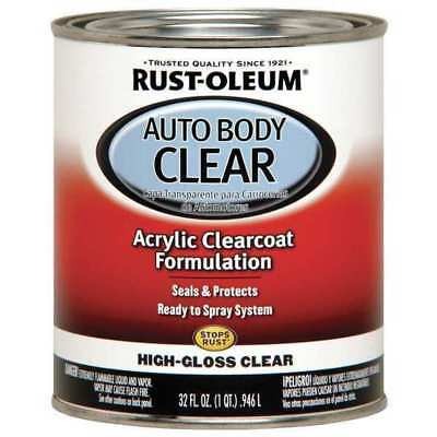 Clear Coat Auto Body Paint, 253522, Rust-Oleum
