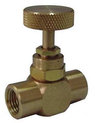 5TUL2 Needle Valve, 1/4 In NPT, 600 psi, Brass