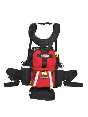 TRUE NORTH FF213 Wildland Backpack, Red, 1000D Cordura(R)