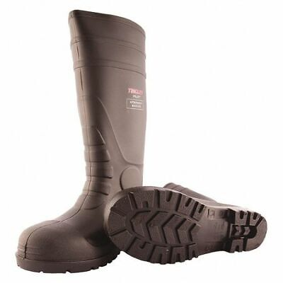 TINGLEY 31251 Oversock Boots, Mens, Size 4, Black, PR