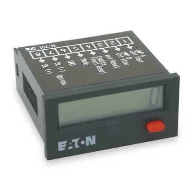 """0.94"""" Battery Powered Totalizer, Eaton, E5-024-C0408"""