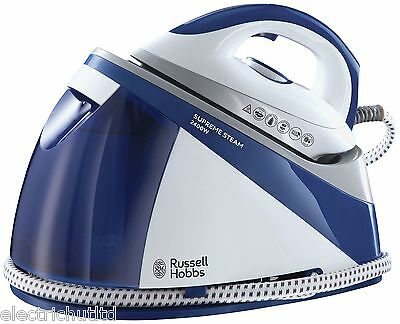 NEW Russell Hobbs 23390 Supreme Steam Steam Generator With Energy saving Eco