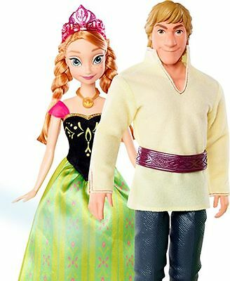 Frozen Anna and Kristoff 2 Doll Pack. From the Official Argos Shop on ebay