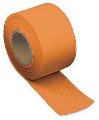 PRESCO PRODUCTS CO TF2O300-188 Taffeta Flagging Tape,Orange,300ft x 2In