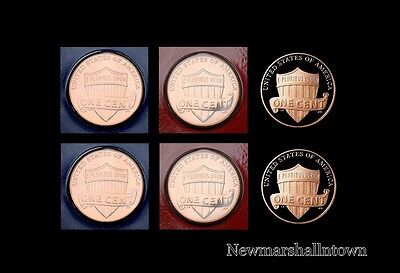 2015 2016 P+D+S Lincoln Shield Mint Proof Set ~ PD in Original Mint Wrappers