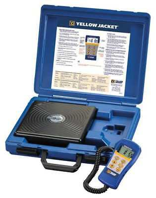 Electronic Refrigerant Charging or Recovery Scale, Yellow Jacket, 68812