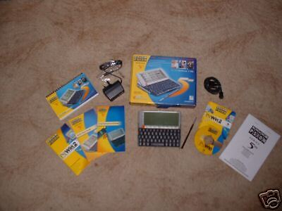 PSION 5MX PDA  boxed all accessories  Very Good Condition