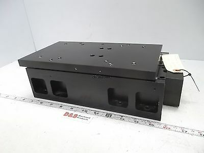 "Parker Daedal 606041P20ELH Ballscrew Positioner Stage 11""x6"" Table 4.25"" Travel"