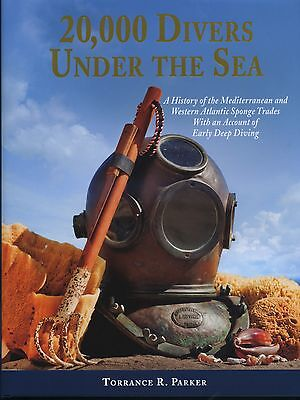 Diving Helmet Sponge History Mark V Tarpon Springs book