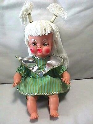 """Very Rare 14"""" Ideal 1965 """"Honey moon"""" Doll with Original Outfit"""