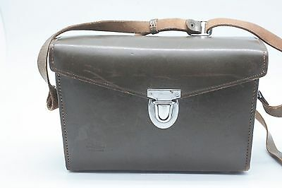 Used Leica Camera Purse / Shoulder Bag Made in Germany Green VINTAGE