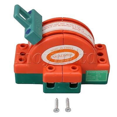 32A 2 Pole Double Throw DPDT Knife Safety Disconnect Switch Industria/Home