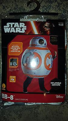 Rubie's Deluxe Star Wars: The Force Awakens BB-8 Inflatable Children's Costume