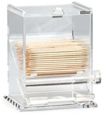 Toothpick Dispenser, Clear ,Tablecraft Products Company, 228