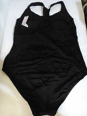 a7bb4d61f831f NABAIJI LEONY ONE Piece Swimsuit Small Black - $14.99 | PicClick