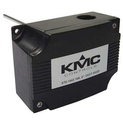 Kmc Controls Temperature Sensor, 8 In. Duct Rigid, STE-1402