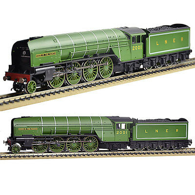 HORNBY Loco R3171 2-8-2 Cock of the North 2001 LNER R1183