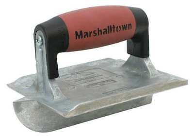 MARSHALLTOWN 834D Hand Groover,6 x 4-3/8 In,1/4 In Radius