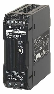 OMRON S8VK-G06012 DC Power Supply, 12VDC, 4.5A, 50/60Hz