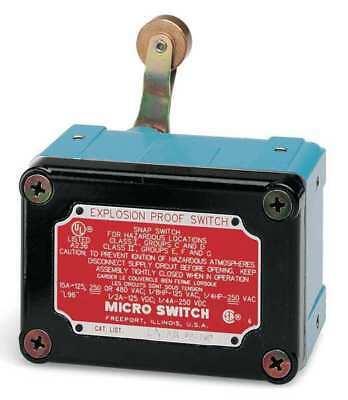 HONEYWELL MICRO SWITCH EX-AR30 Explosion Proof Limit Swtch, Top Actuator