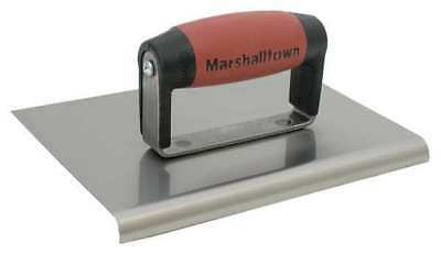 MARSHALLTOWN 156SSD Hand Edger,6 x 4 In,3/8 In Radius,SS